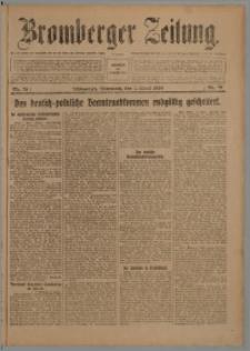 Bromberger Zeitung, 1920, nr 79