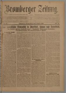 Bromberger Zeitung, 1920, nr 80
