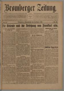 Bromberger Zeitung, 1920, nr 82