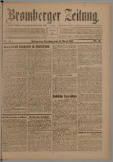 Bromberger Zeitung, 1920, nr 90