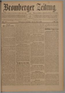 Bromberger Zeitung, 1920, nr 112