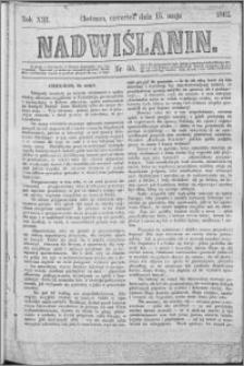 Nadwiślanin, 1862.05.15 R. 13 nr 55