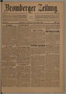 Bromberger Zeitung, 1920, nr 138
