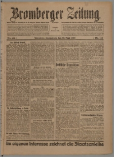 Bromberger Zeitung, 1920, nr 142