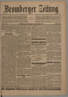 Bromberger Zeitung, 1920, nr 144