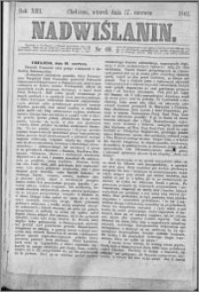 Nadwiślanin, 1862.06.17 R. 13 nr 68