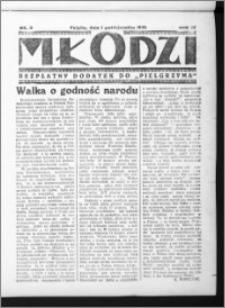 Młodzi, R. IV (1935), nr 8