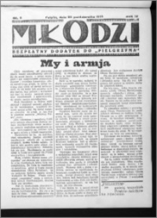 Młodzi, R. IV (1935), nr 9