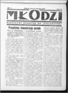 Młodzi, R. VI (1937), nr 4