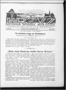 Krzyż, R. 69 (1937), nr 15