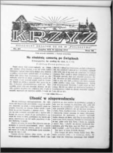 Krzyż, R. 69 (1937), nr 24