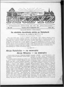 Krzyż, R. 69 (1937), nr 46