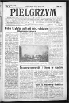 Pielgrzym, R. 70 (1938), nr 11