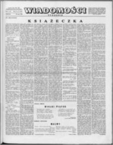 Wiadomości, R. 10 nr 22 (478), 1955