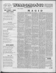 Wiadomości, R. 10 nr 23 (479), 1955