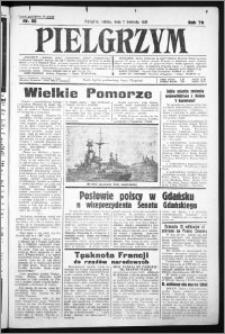 Pielgrzym, R. 70 (1938), nr 40