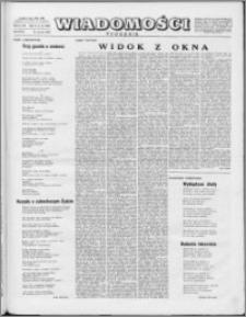 Wiadomości, R. 10 nr 24 (480), 1955