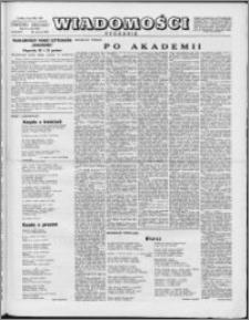 Wiadomości, R. 10 nr 26 (482), 1955