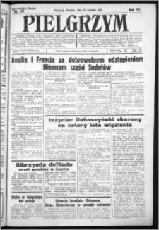 Pielgrzym, R. 70 (1938), nr 114