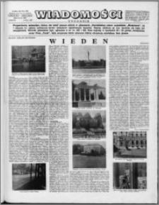 Wiadomości, R. 10 nr 31 (487), 1955