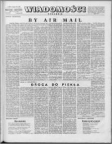 Wiadomości, R. 10 nr 32 (488), 1955