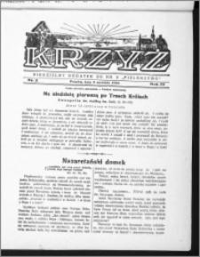 Krzyż, R. 70 (1938), nr 2