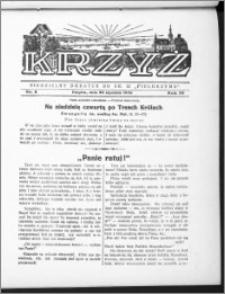 Krzyż, R. 70 (1938), nr 5