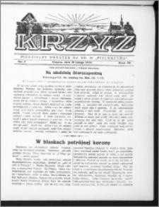 Krzyż, R. 70 (1938), nr 7