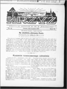 Krzyż, R. 70 (1938), nr 10