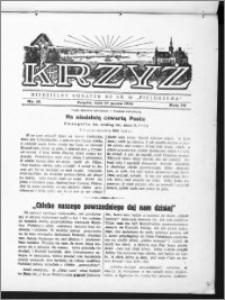 Krzyż, R. 70 (1938), nr 13