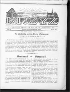 Krzyż, R. 70 (1938), nr 15
