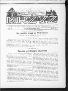 Krzyż, R. 70 (1938), nr 18