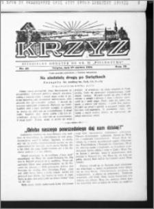 Krzyż, R. 70 (1938), nr 25