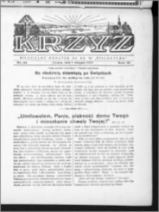Krzyż, R. 70 (1938), nr 32