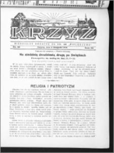 Krzyż, R. 70 (1938), nr 45
