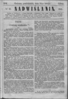 Nadwiślanin, 1861.02.18 R. 12 nr 18