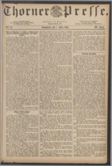 Thorner Presse 1885, Jg. III, Nro. 56