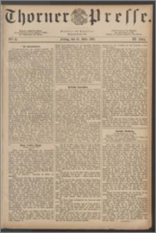 Thorner Presse 1885, Jg. III, Nro. 61 + Beilagenwerbung