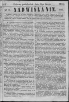 Nadwiślanin, 1861.02.25 R. 12 nr 21