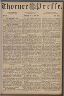 Thorner Presse 1885, Jg. III, Nro. 126