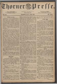 Thorner Presse 1885, Jg. III, Nro. 135