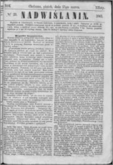 Nadwiślanin, 1861.03.15 R. 12 nr 29
