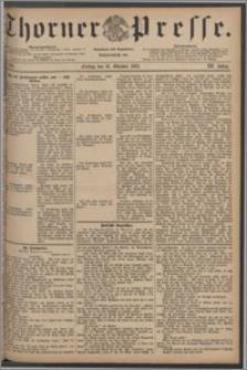Thorner Presse 1885, Jg. III, Nro. 242