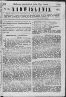 Nadwiślanin, 1861.03.25 R. 12 nr 33