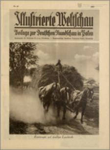 Illustrierte Weltschau, 1931, nr 30