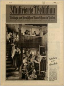 Illustrierte Weltschau, 1933, nr 1