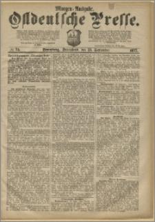 Ostdeutsche Presse. J. 1, 1877, nr 25