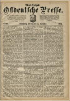 Ostdeutsche Presse. J. 1, 1877, nr 100