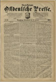 Ostdeutsche Presse. J. 2, 1878, nr 19