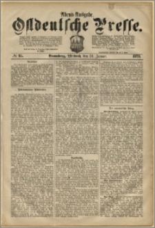 Ostdeutsche Presse. J. 2, 1878, nr 25
